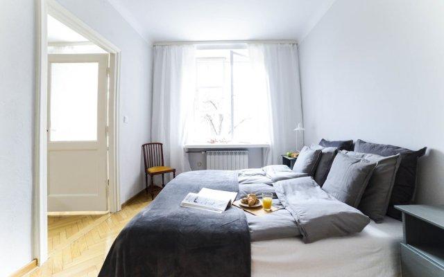 Апартаменты Designers Apartment In The Old Town комната для гостей