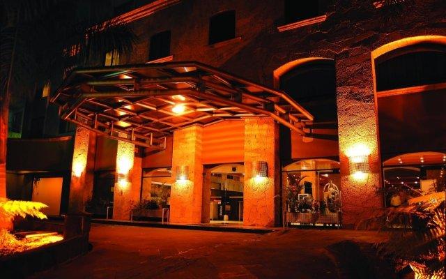 Hotel Celta вид на фасад