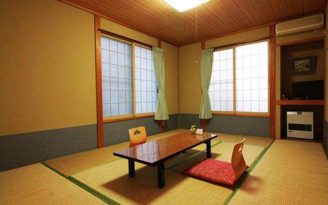 Отель Shiobara Onsen Honjin Насусиобара комната для гостей