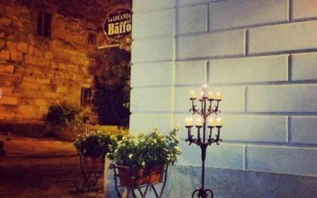 Отель La Locanda Del Baffo Капуя вид на фасад