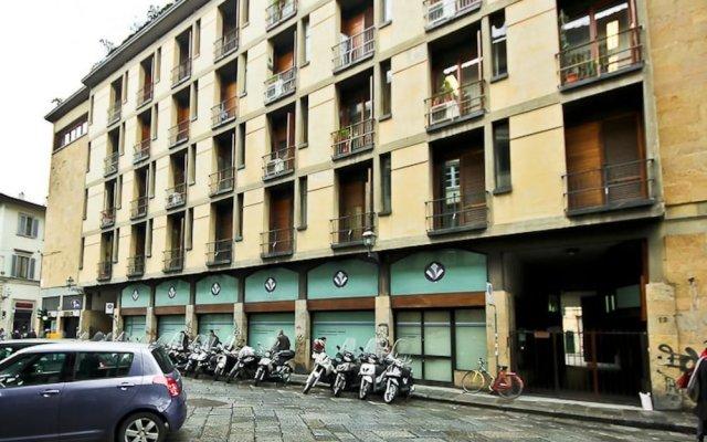 Отель MyFlorenceHoliday Santa Croce Италия, Флоренция - отзывы, цены и фото номеров - забронировать отель MyFlorenceHoliday Santa Croce онлайн вид на фасад