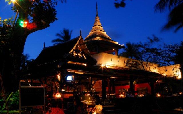 Отель Muang Samui Spa Resort Таиланд, Самуи - отзывы, цены и фото номеров - забронировать отель Muang Samui Spa Resort онлайн вид на фасад