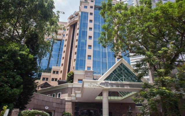 The Elizabeth Hotel by Far East Hospitality вид на фасад