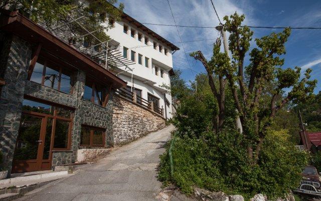 Hostel Like вид на фасад