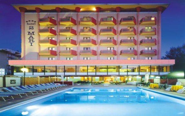 Hotel Due Mari вид на фасад