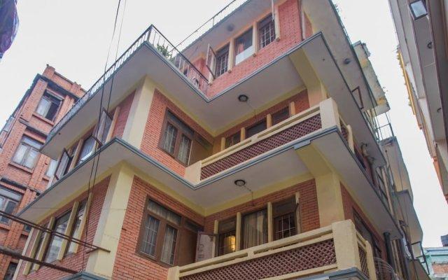 Отель OYO 148 Hotel Green Orchid Непал, Катманду - отзывы, цены и фото номеров - забронировать отель OYO 148 Hotel Green Orchid онлайн вид на фасад