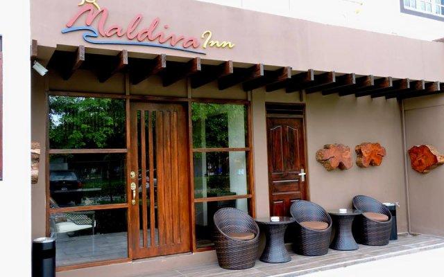 Отель Maldiva Inn Мальдивы, Мале - отзывы, цены и фото номеров - забронировать отель Maldiva Inn онлайн вид на фасад