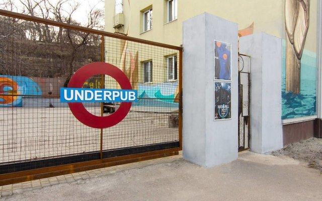 Гостиница Art Suites Underpub Украина, Одесса - отзывы, цены и фото номеров - забронировать гостиницу Art Suites Underpub онлайн вид на фасад