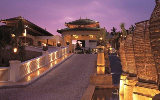 Отель JW Marriott Phuket Resort & Spa Таиланд, Пхукет - 1 отзыв об отеле, цены и фото номеров - забронировать отель JW Marriott Phuket Resort & Spa онлайн вид на фасад
