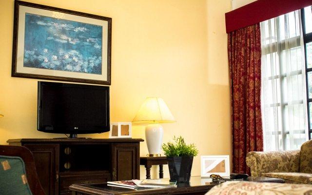 Отель Duta Vista Executive Suites Kuala Lumpur Малайзия, Куала-Лумпур - отзывы, цены и фото номеров - забронировать отель Duta Vista Executive Suites Kuala Lumpur онлайн комната для гостей