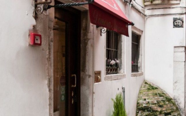 Отель Dimora Marciana вид на фасад