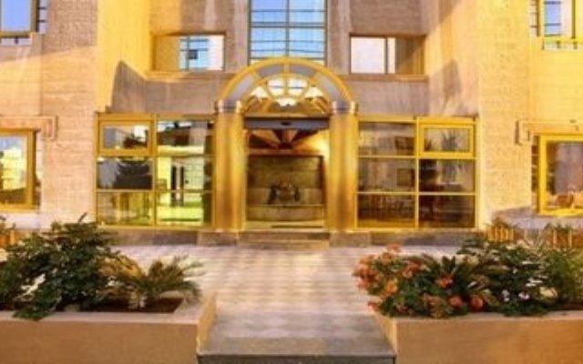 Отель Capri Hotel Suites Иордания, Амман - отзывы, цены и фото номеров - забронировать отель Capri Hotel Suites онлайн вид на фасад
