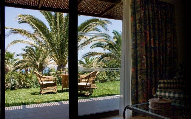 Отель Aquila Rithymna Beach Греция, Ретимнон - отзывы, цены и фото номеров - забронировать отель Aquila Rithymna Beach онлайн вид на фасад