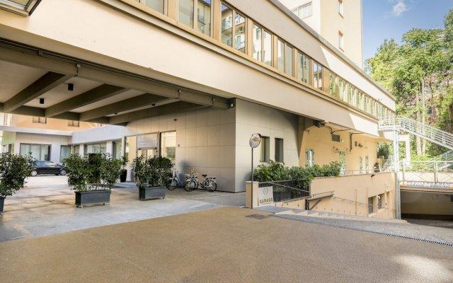 Отель FH55 Grand Hotel Mediterraneo Италия, Флоренция - 1 отзыв об отеле, цены и фото номеров - забронировать отель FH55 Grand Hotel Mediterraneo онлайн вид на фасад