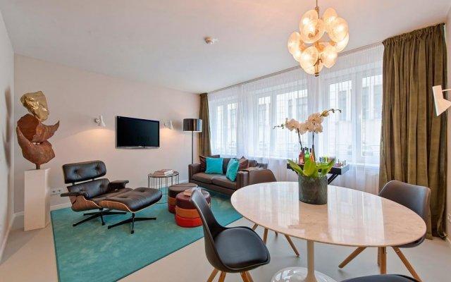 Отель Mondscheingasse Австрия, Вена - отзывы, цены и фото номеров - забронировать отель Mondscheingasse онлайн комната для гостей