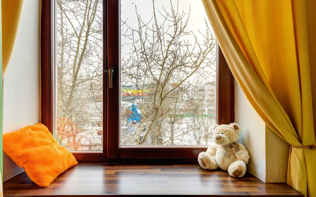Хостел Авита Авиамоторная комната для гостей
