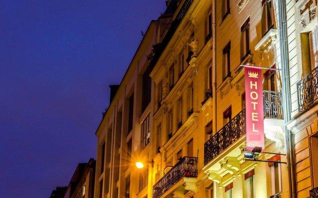 Отель Riviera Франция, Париж - 3 отзыва об отеле, цены и фото номеров - забронировать отель Riviera онлайн вид на фасад