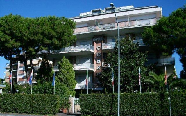 Отель Consul Италия, Рим - 8 отзывов об отеле, цены и фото номеров - забронировать отель Consul онлайн вид на фасад