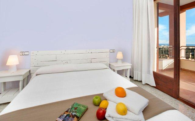 Отель Villa Maer Бланес комната для гостей