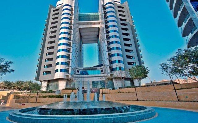 Dukes Dubai, a Royal Hideaway Hotel вид на фасад