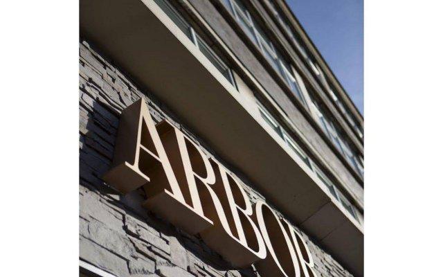 Отель Arbor City вид на фасад