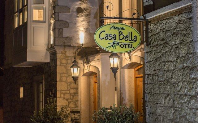 Alacati Casa Bella Турция, Чешме - отзывы, цены и фото номеров - забронировать отель Alacati Casa Bella онлайн вид на фасад