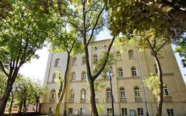 Отель Dom Sonata вид на фасад