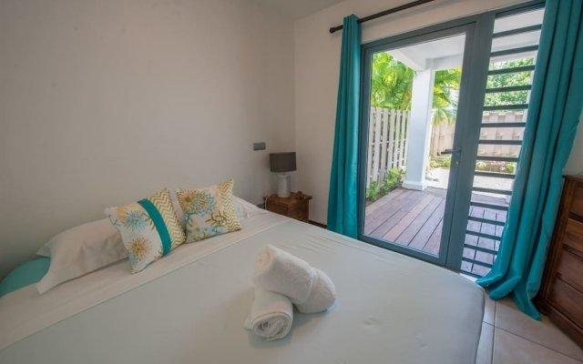 Отель Ninamu Lodge Французская Полинезия, Бора-Бора - отзывы, цены и фото номеров - забронировать отель Ninamu Lodge онлайн комната для гостей