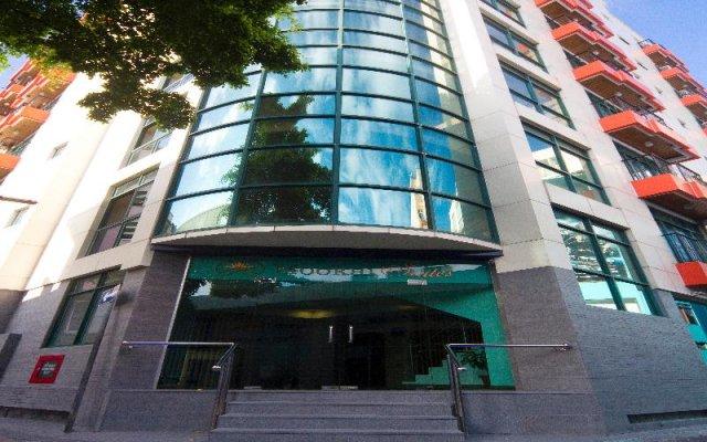 Отель Mookai Suites Мальдивы, Северный атолл Мале - отзывы, цены и фото номеров - забронировать отель Mookai Suites онлайн вид на фасад