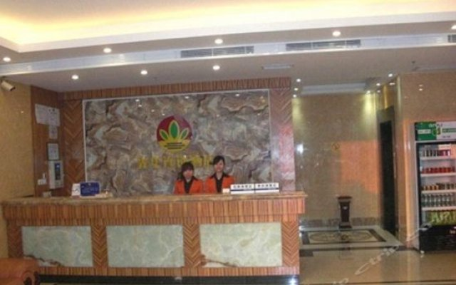 Guanghua Business Hotel Dongguan Dalang интерьер отеля