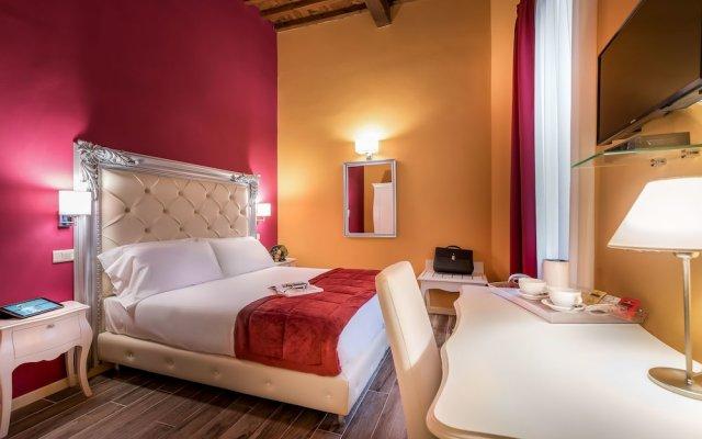 Отель Residenza Conte di Cavour and Rooftop комната для гостей