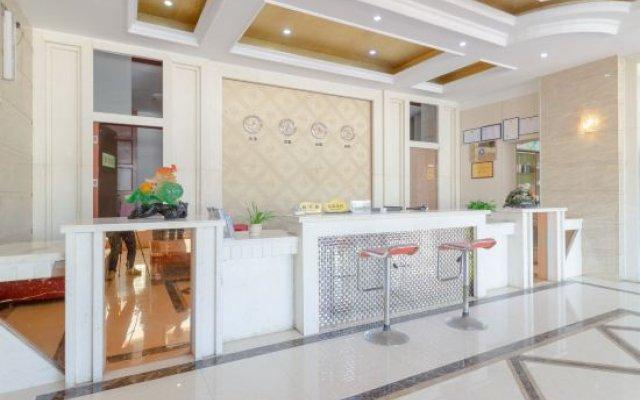 Jiangnan Hotel интерьер отеля