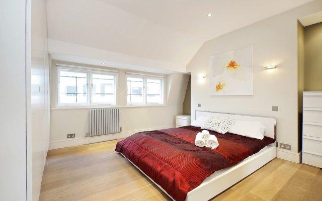 Отель Trafalgar Square - Piccadilly Circus Apt Лондон комната для гостей