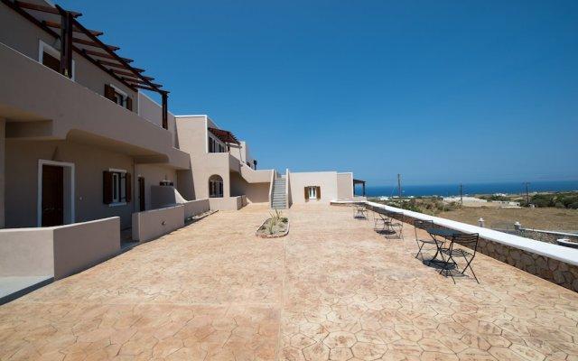 Отель Moonlight Apartments Греция, Остров Санторини - отзывы, цены и фото номеров - забронировать отель Moonlight Apartments онлайн вид на фасад