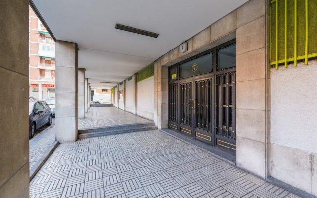 Отель Apartamento Valparaiso- Paseo Habana вид на фасад
