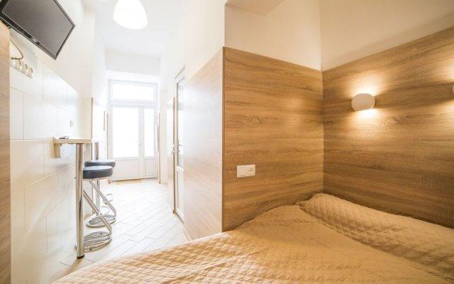 Апартаменты Smart Apartment Kulisha 29a комната для гостей