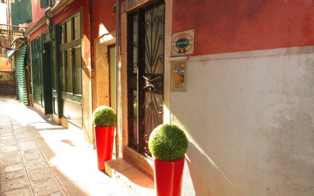 Отель San Salvador Италия, Венеция - отзывы, цены и фото номеров - забронировать отель San Salvador онлайн вид на фасад