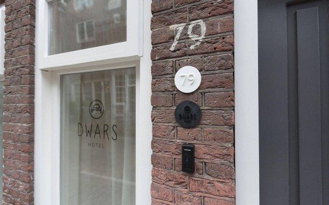 Отель Dwars Нидерланды, Амстердам - отзывы, цены и фото номеров - забронировать отель Dwars онлайн вид на фасад