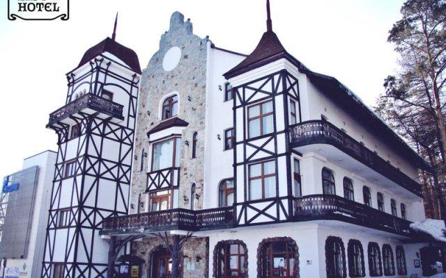 Гостиница Лидо в Уфе отзывы, цены и фото номеров - забронировать гостиницу Лидо онлайн Уфа вид на фасад