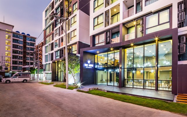 The Rizin Hotel & Residences вид на фасад