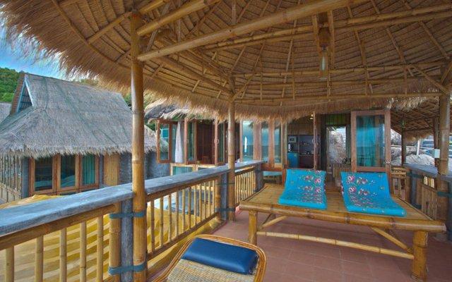 Отель Koh Tao Bamboo Huts Таиланд, Остров Тау - отзывы, цены и фото номеров - забронировать отель Koh Tao Bamboo Huts онлайн вид на фасад