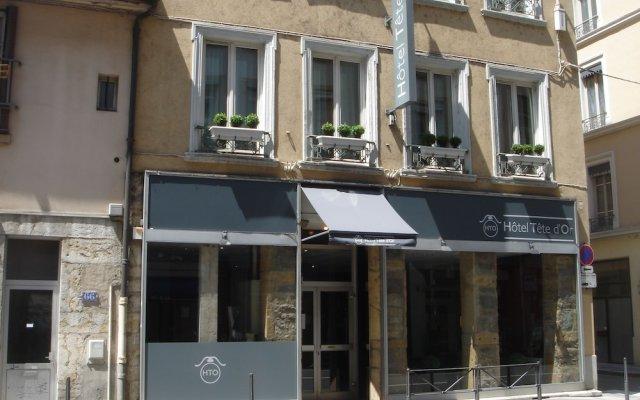 Отель Le Tête d'Or Франция, Лион - отзывы, цены и фото номеров - забронировать отель Le Tête d'Or онлайн вид на фасад