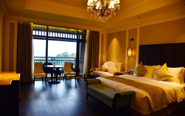 Wuxi Tai Hu Hotel комната для гостей