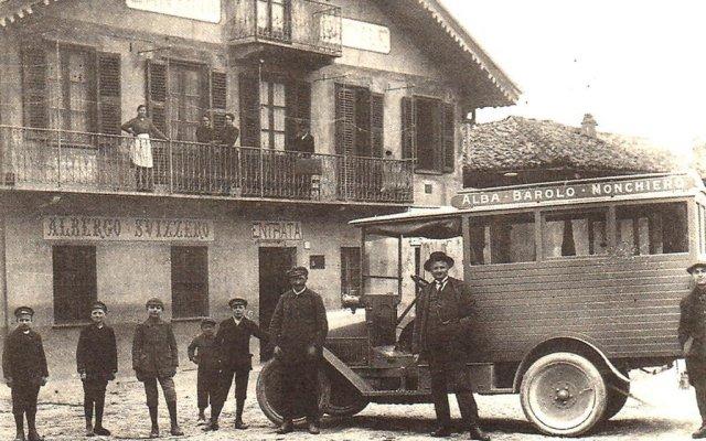 Отель Casa Svizzera Agriturismo Здание Barolo вид на фасад