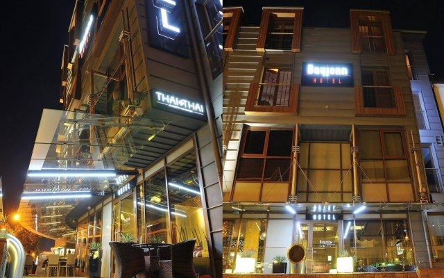 Отель Bayjonn Boutique Hotel Польша, Сопот - отзывы, цены и фото номеров - забронировать отель Bayjonn Boutique Hotel онлайн вид на фасад