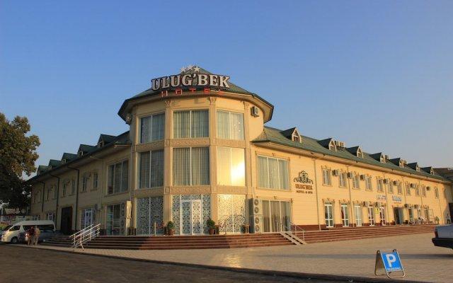 Отель и спа «Улугбек»