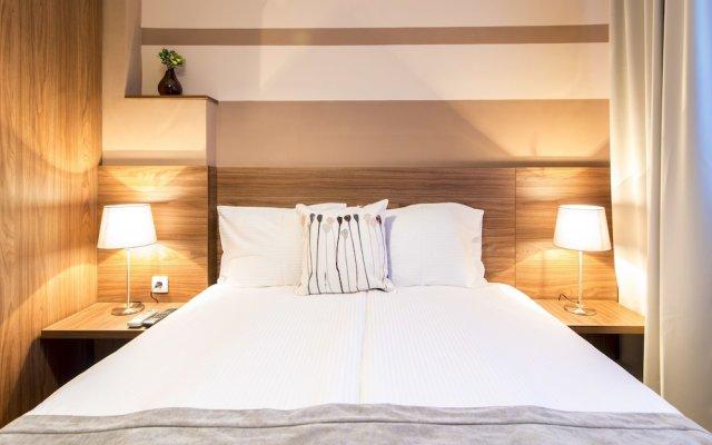 Апартаменты Apartments Top Central 3 Белград комната для гостей