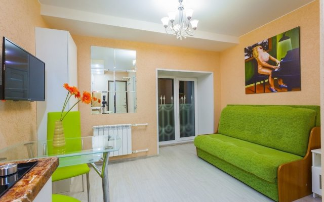 Гостиница Apt on Chetvyortaya Sovetskaya 8 ap15 комната для гостей