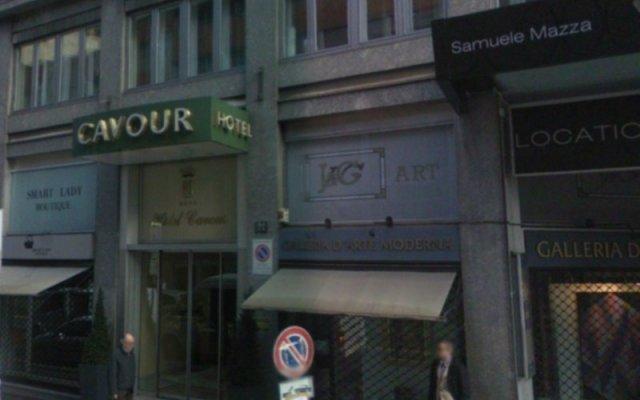 Отель Cavour Италия, Милан - 3 отзыва об отеле, цены и фото номеров - забронировать отель Cavour онлайн вид на фасад