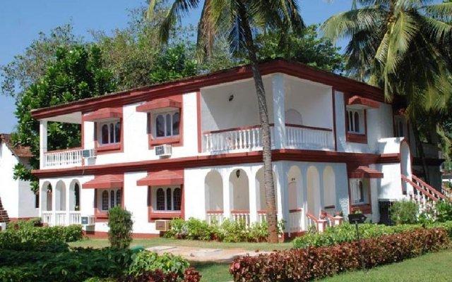 Отель Paradise Village Beach Resort Индия, Гоа - отзывы, цены и фото номеров - забронировать отель Paradise Village Beach Resort онлайн вид на фасад